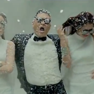 GANGNAM Style: Musikvideo ohne Musik