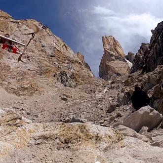 """Mammut """"150 Peak Project"""" powered by Drohne"""