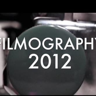 Filmography 2012