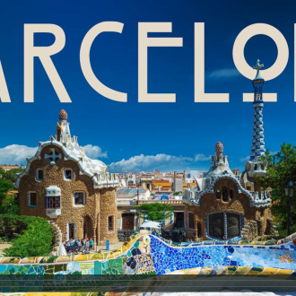 Flow-Motion: Barcelona timelapsed in der dritten Dimension