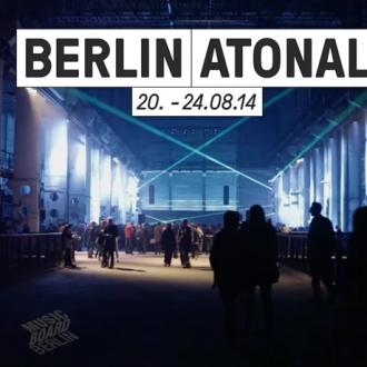 Dokumentation des Atonal-Festivals 2014 im Kraftwerk Berlin