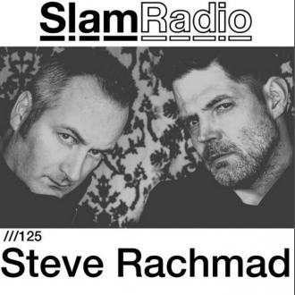 Steve Rachmad auf SLAM-Radio