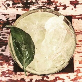 Gin Basil Smash again