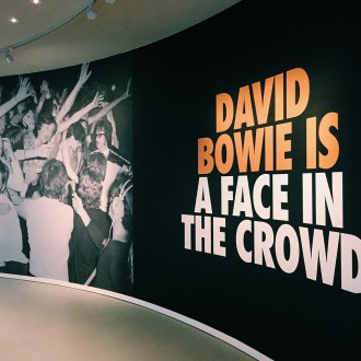 David Bowie is…. Ausstellung in Groningen